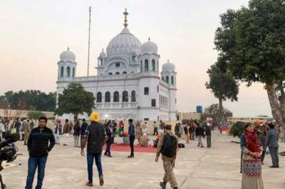 Over 10,000 Sikh pilgrims from across the World arriving in Pakistan for holiest event