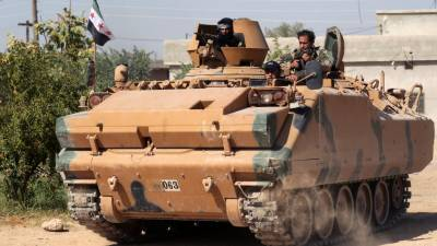 Turkish Military secures big success in operations inside Syria