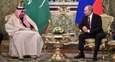 In a strategic shift, Saudi Arabia turns towards Russia