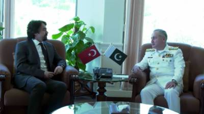 Pakistan and Turkey discuss new Naval warships for Pakistan Navy