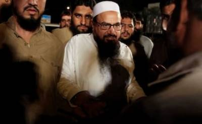 US further squeezes Pakistan on JuD Chief Hafiz Saeed