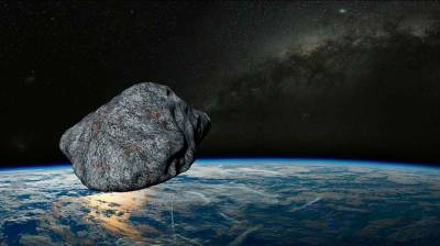 A 111 foot huge asteroid is zooming towards Earth at speed of 22,000 miles per hour