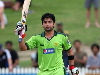 Ahmed Shahzad makes historic achievement in Pakistan T20 cricket