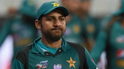 Pakistani Skipper Sarfraz Ahmed faces an embarrassing blow from the media
