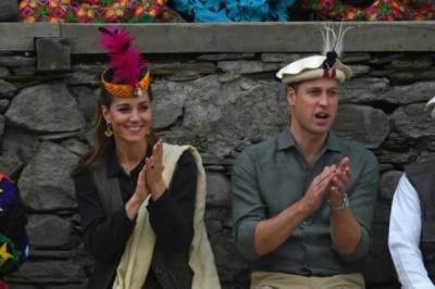 British Royal Couple meets the Pakistani tribe believed to be descenders of 'Alexander the Great'