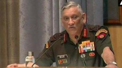 Indian Military Chief reveals the next war strategy against Pakistan