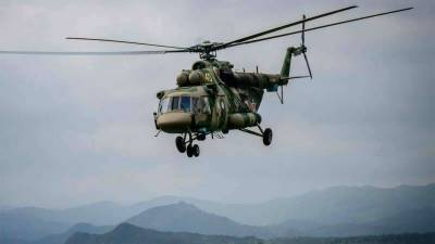 Military Helicopter crashes killing seven Army soldiers: Report