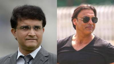 Pakistani speedstar Shoaib Akhtar's surprise response over new Indian BCCI Chief Sourav Ganguly appointment