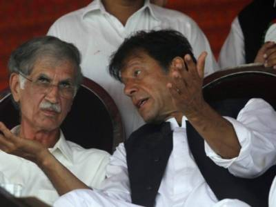 PM Imran Khan assigns important task to federal minister Pervaiz Khattak