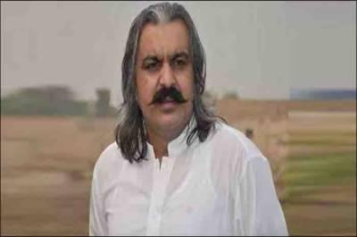 Federal Minister Ali Amin Gandapur challenged JUI F Chief Fazalur Rahman