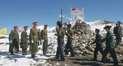 India irked as Chinese Army holds military exercise at LAC border