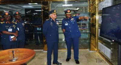 PAF Chief held important meeting with the Nigerian Air Chief