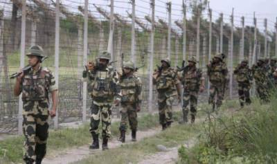 Two Indian BSF soldiers killed and injured in firing with Bangladesh border guards