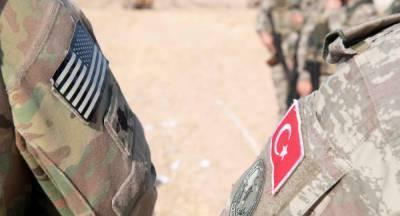 US led international coalition destroys military base in Syria