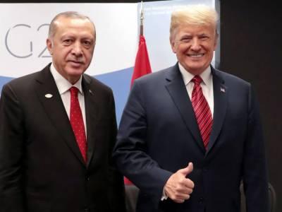 US President Donald Trump sends a warning cum threatening letter to Turkish President Tayyip Erdogan