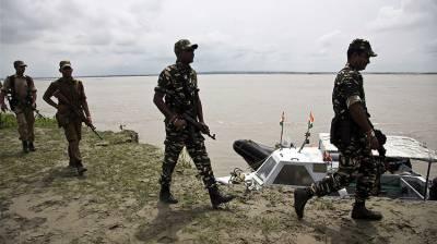 Bangladesh and Indian Militaries face off at border after Indian BSF soldier killing