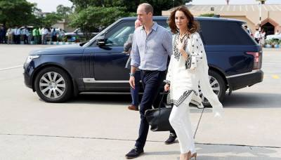British Royal Couple leaves for London after memorable four day visit of Pakistan