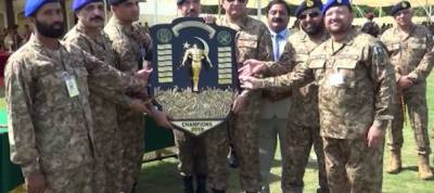 Despite advancements in warfare technology, Pakistan Army maintains high standards of training
