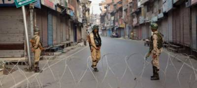 Indian Military lockdown of Occupied Kashmir enters 75th day