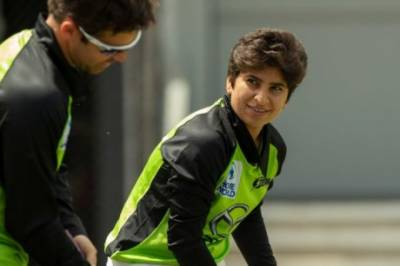 Pakistan's Nida Dar is all set to make history