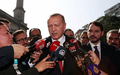 Turkey threatens aggressive operation if US backtracks from the agreement