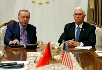 US and Turkey reach an unexpected breakthrough deal over military operations in Syria