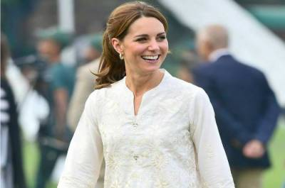 Duchess of Cambridge Kate Middleton's message for people of Pakistan