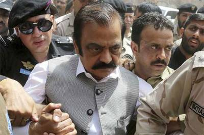 Federal government all set to give another blow to PML N leader Rana Sanaullah