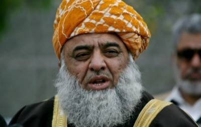Federal government gives a deadly blow to JUI - F Chief Fazalur Rehman
