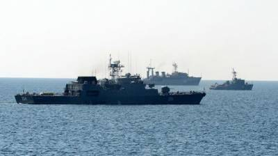 Pakistan and Indonesian Navy held joint military drills in Arabian Sea