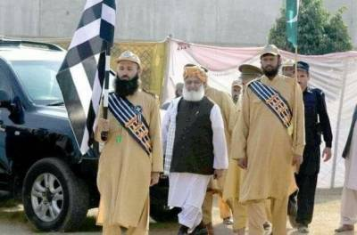 Federal government gives a deadly blow to JUI - F Chief Fazalur Rahman