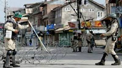 Indian Military clampdown in Occupied Kashmir enters 77th day