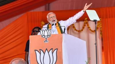 Indian PM Narendra Modi's hypocrisy exposed at the international diplomacy