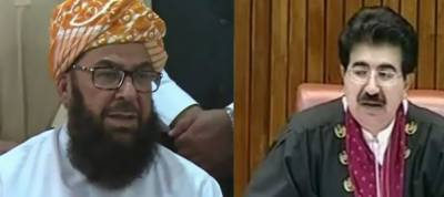 JUI F cancel meeting with government delegation over Azadi March