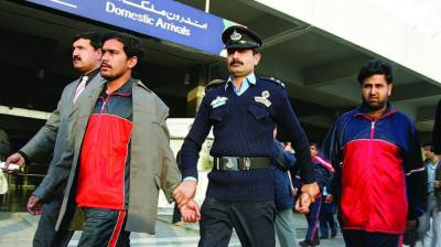 Over 5 lakh Pakistanis deported from 134 countries, surprise names in top 10 deportees countries list