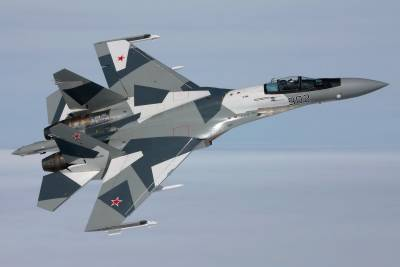 Russia to sell Su - 35 fighter jets to yet another Islamic country Air Force