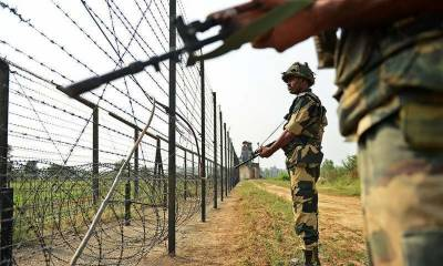 Six Pakistani civilians and one soldier martyred by Indian Army unprovoked fire at LoC