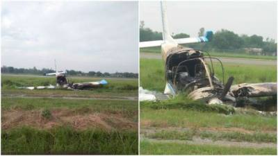 In a worst embarassment, Yet another Indian trainer aircraft crashed