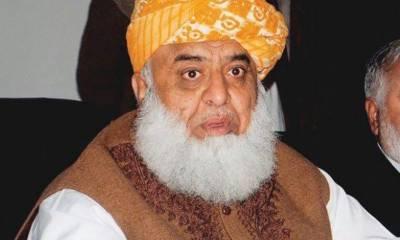 New twist in JUI - F Chief Fazalur Rahman Azadi March cum lockdown in Islamabad