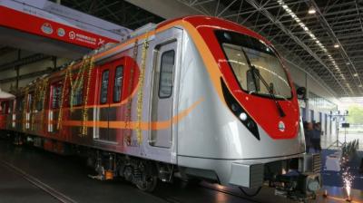 $1.5 billion Orange Line Metro Train Project inauguration date revealed