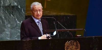 Boycott threats from India, Malaysian PM Mahatir Mohammad hits back against PM Modi government over IOK