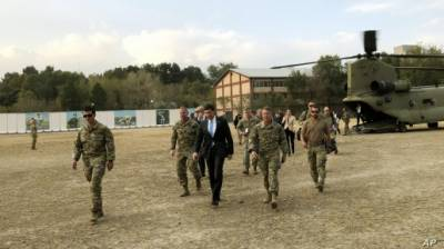 In a big surprise, America silently withdraw military troops from Afghanistan