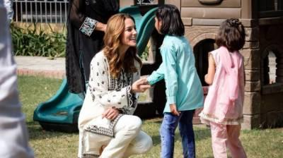 Kate Middleton cherishes her wonderful visit to Pakistan