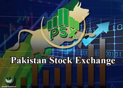 Pakistan Stock Exchange registers decline
