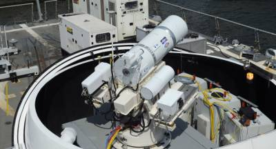 US Navy secret weapon of war revealed
