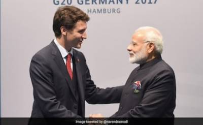 With a heavy heart, Indian PM Narendra Modi sends message to Canadian PM Justin Trudeau