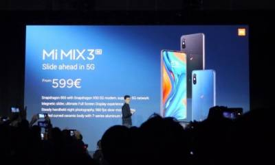 Chinese tech giant Xiaomi to make stunning new revelations in 5G smartphones