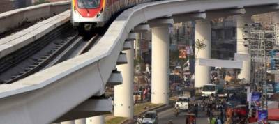 In a positive development, Orange Line Metro Train Project set to be launched