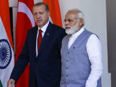 India mulls punitive actions against Turkey over outright support for Pakistan
