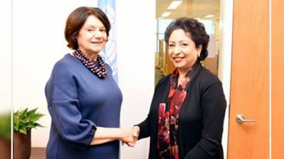Pakistani ambassador Maleeha Lodhi launches yet another initiative against India in UN